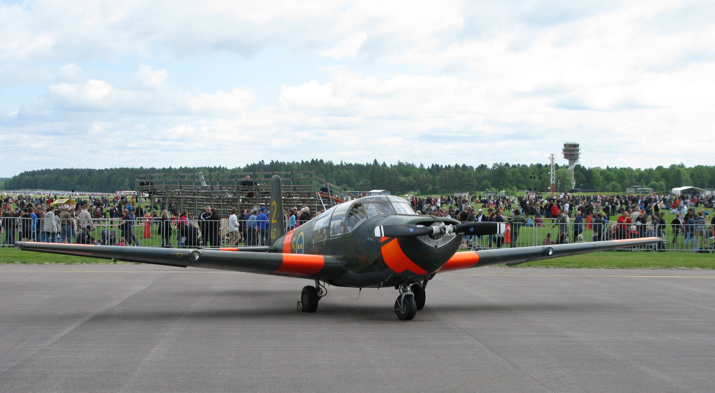 SAAB 91 Safir - most liked photos | Airplane-Pictures.net