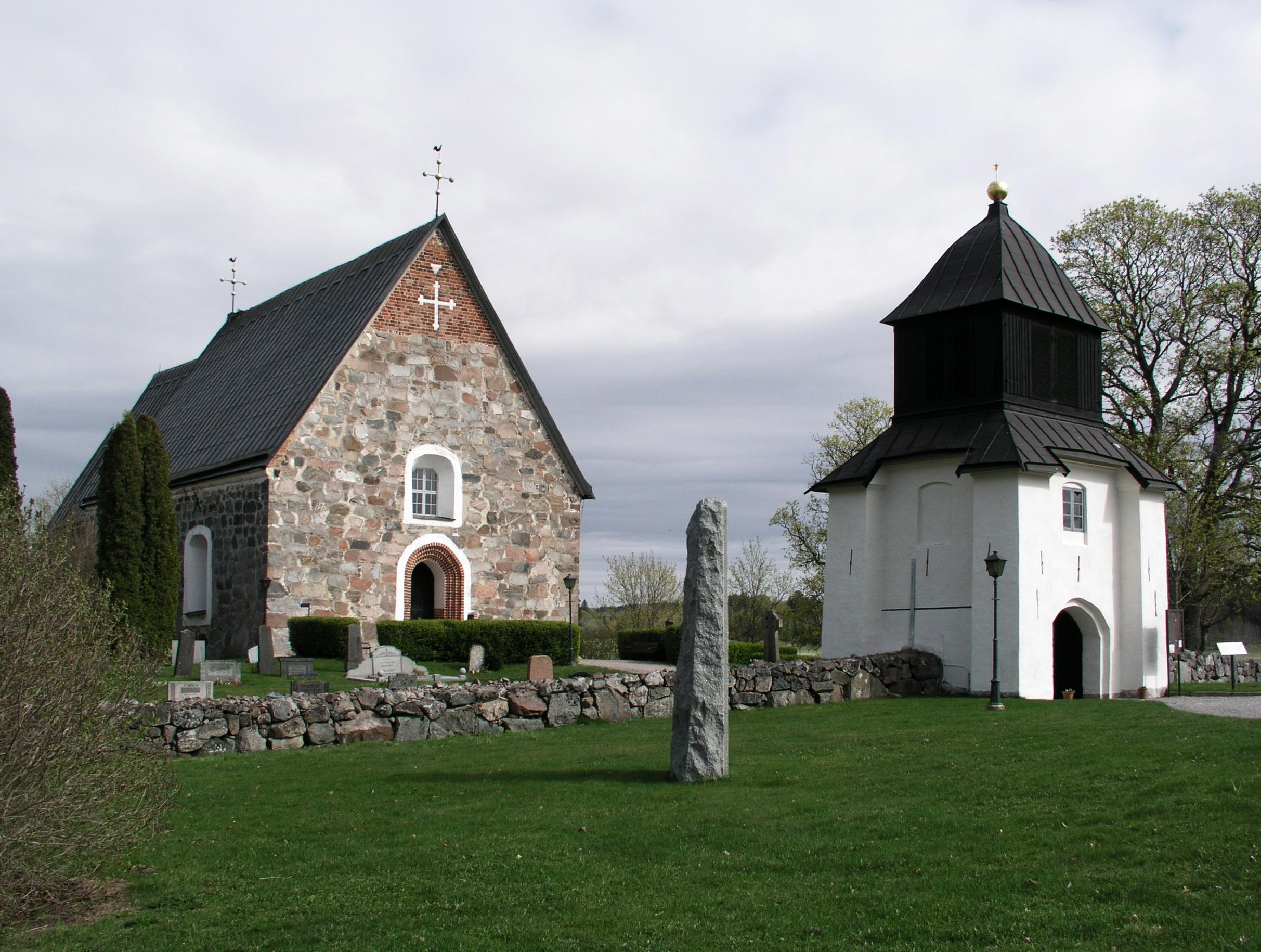 Ekeby Church, Uppland - Wikipedia