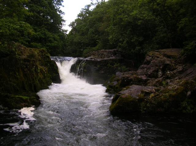 Skelwith Force - geograph.org.uk - 532914