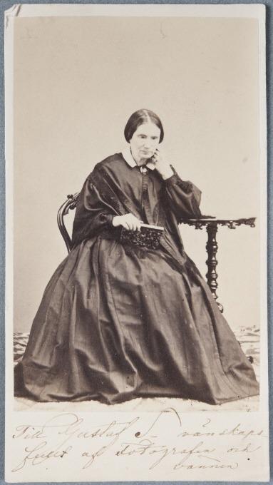 Image of Sofia Ahlbom from Wikidata
