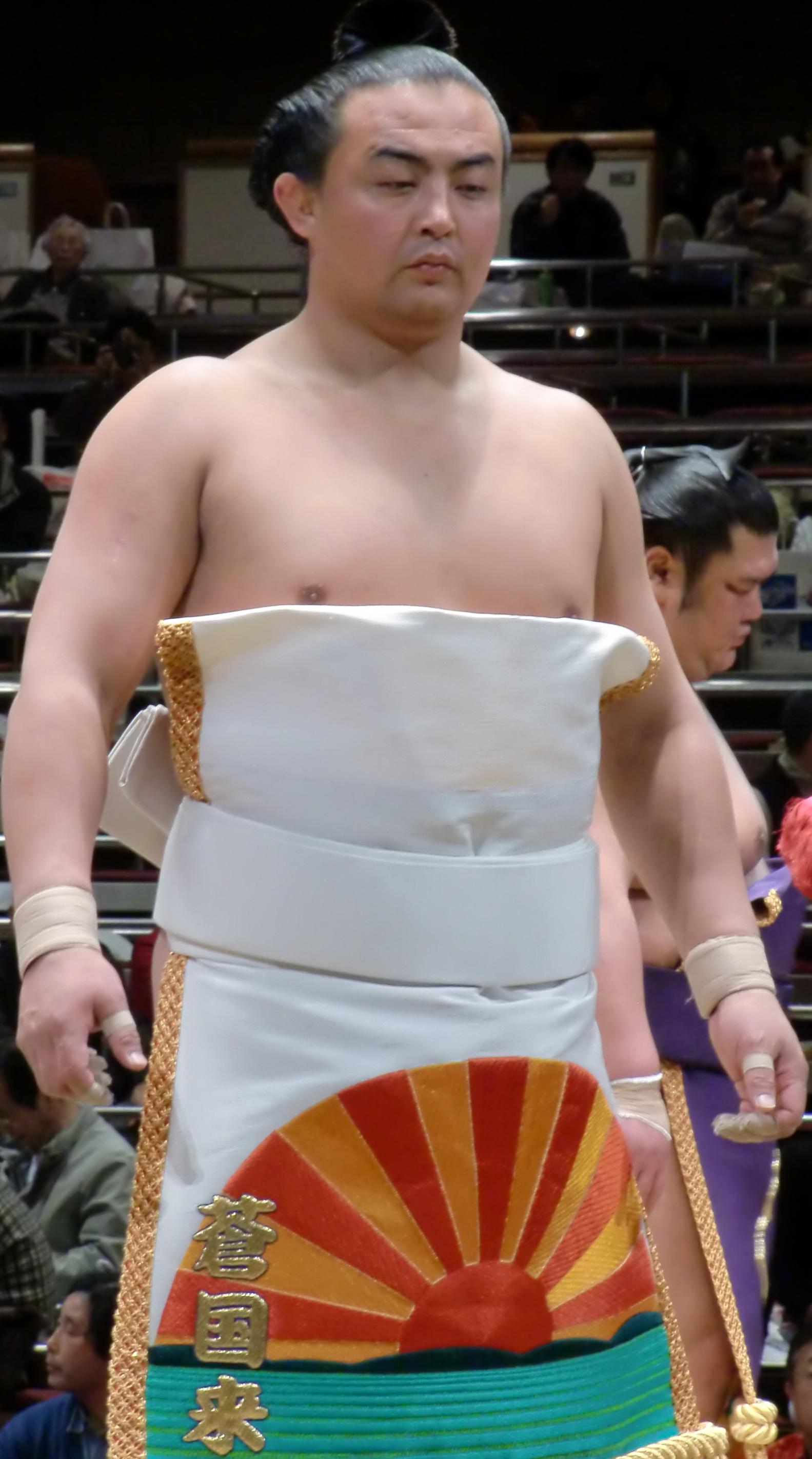 蒼国来栄吉 - Wikipedia