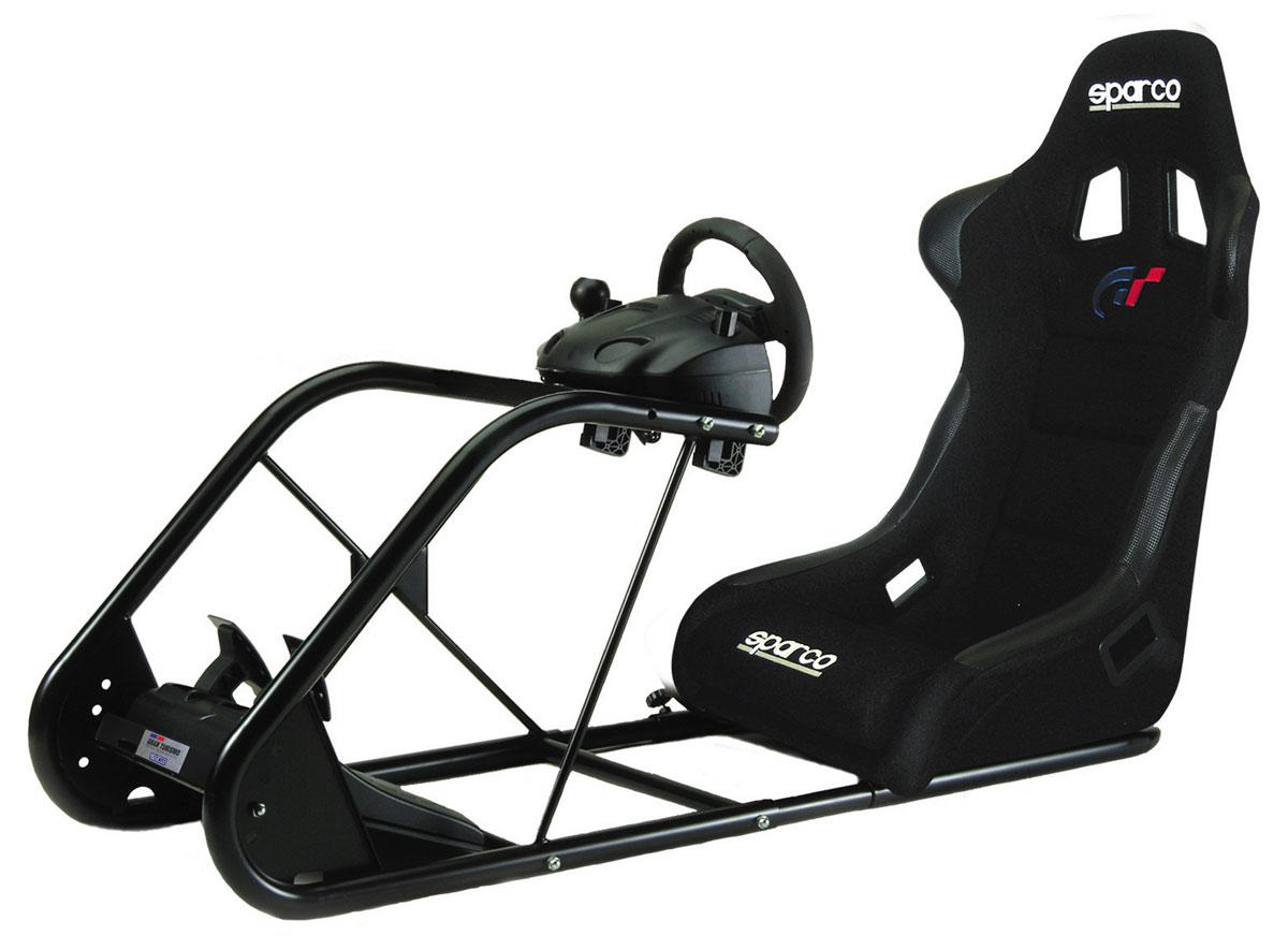 GT Racing Cockpit