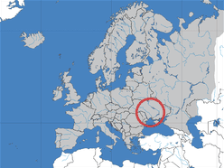 Archaeological culture in Eastern Europe