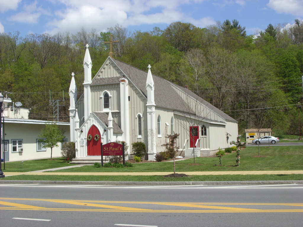 St Paul S Church Chittenango New York Wikipedia
