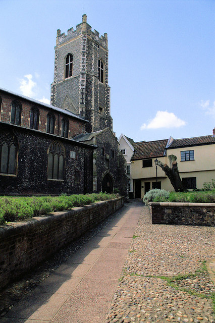 St George's Church, Tombland, Norwich