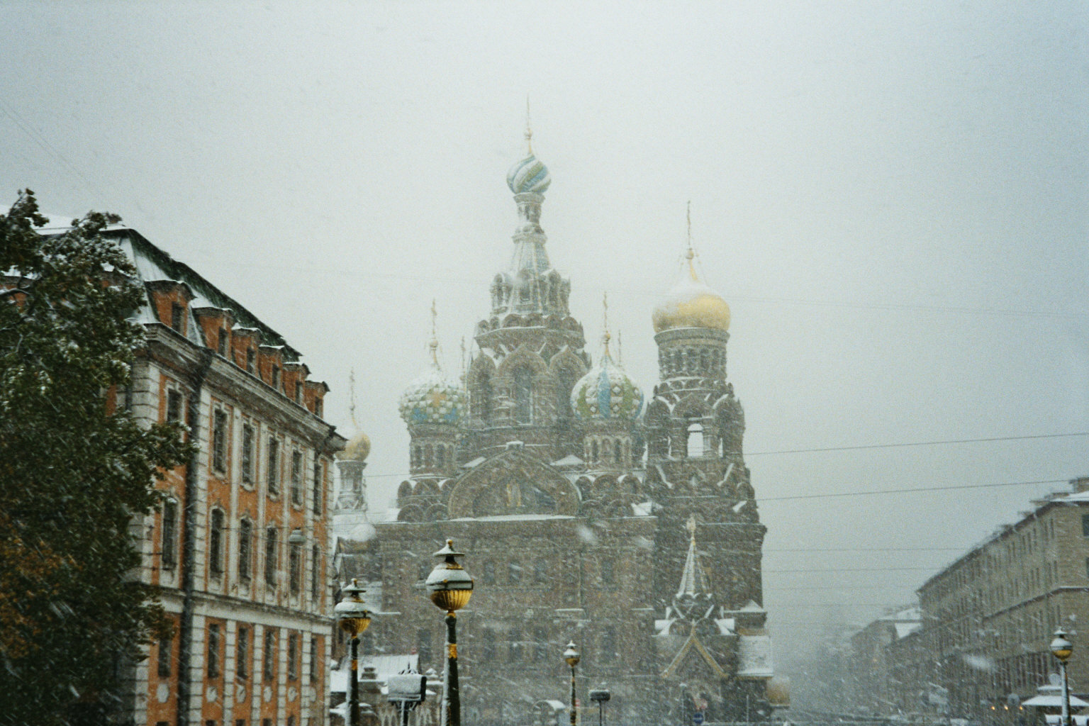 Svetlanovsky avenue in St. Petersburg: the history of the street in the history of the city