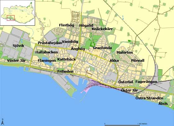 File Stadsdelskarta Over Trelleborg Jpg Wikimedia Commons
