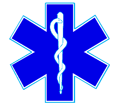 Paramedic Star Of Life. Being A Paramedic