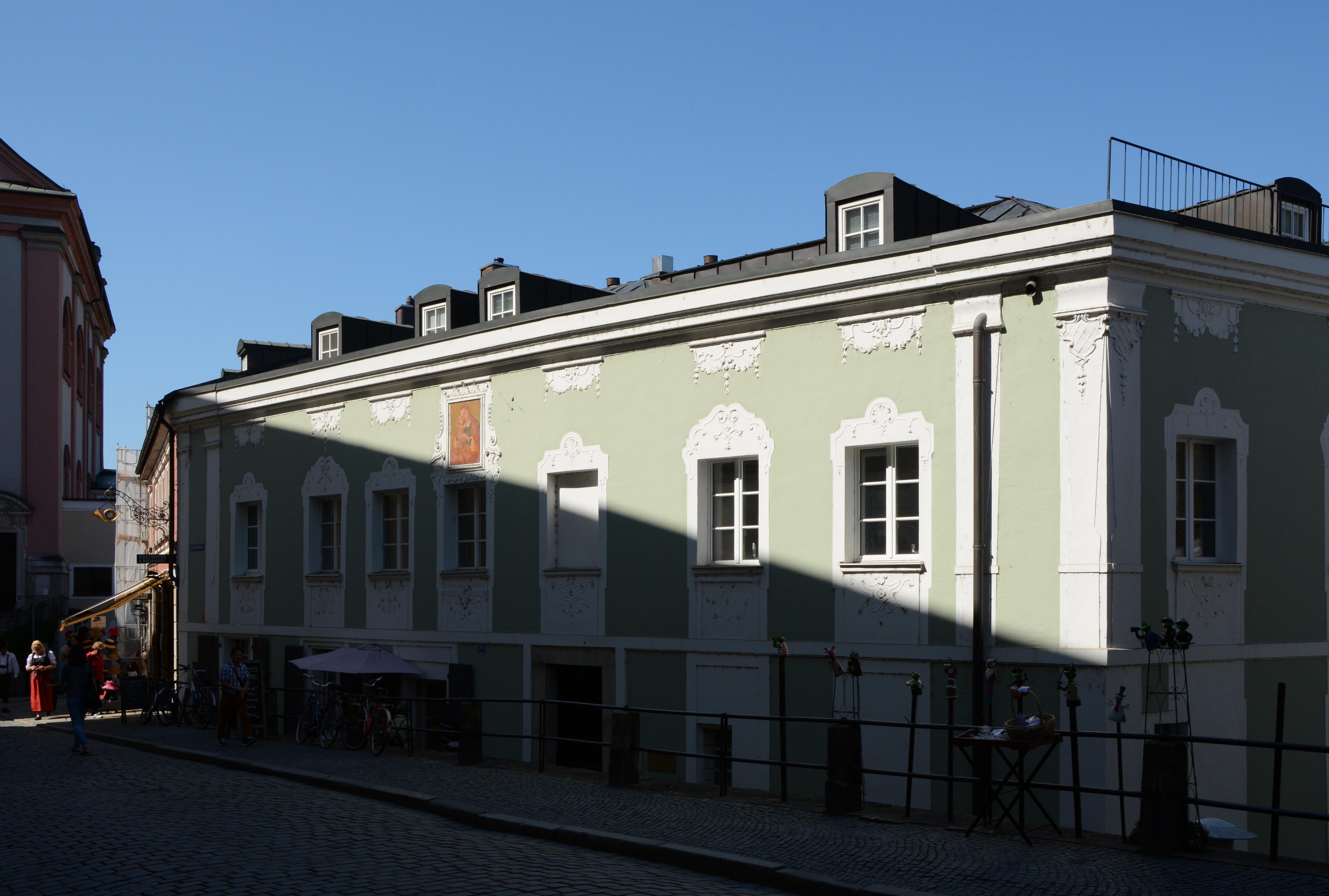 Dateisteinweg 16a Passau Cjpg Wikipedia