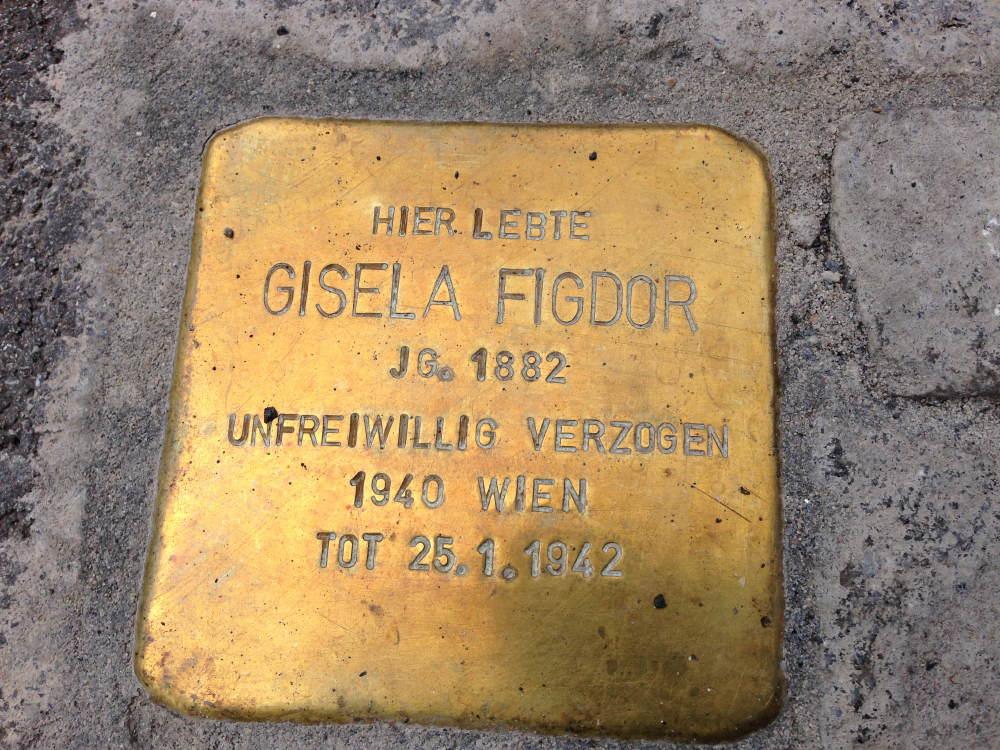 Stolperstein Hohenems Gisela Figdor.jpg