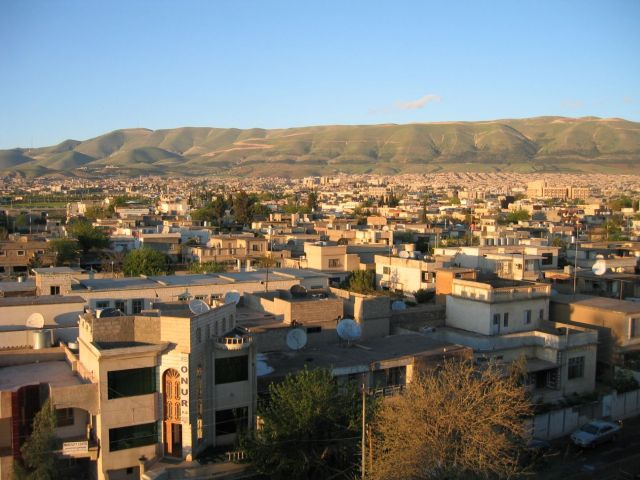 My adopted city of Sulaymaniyah (or
