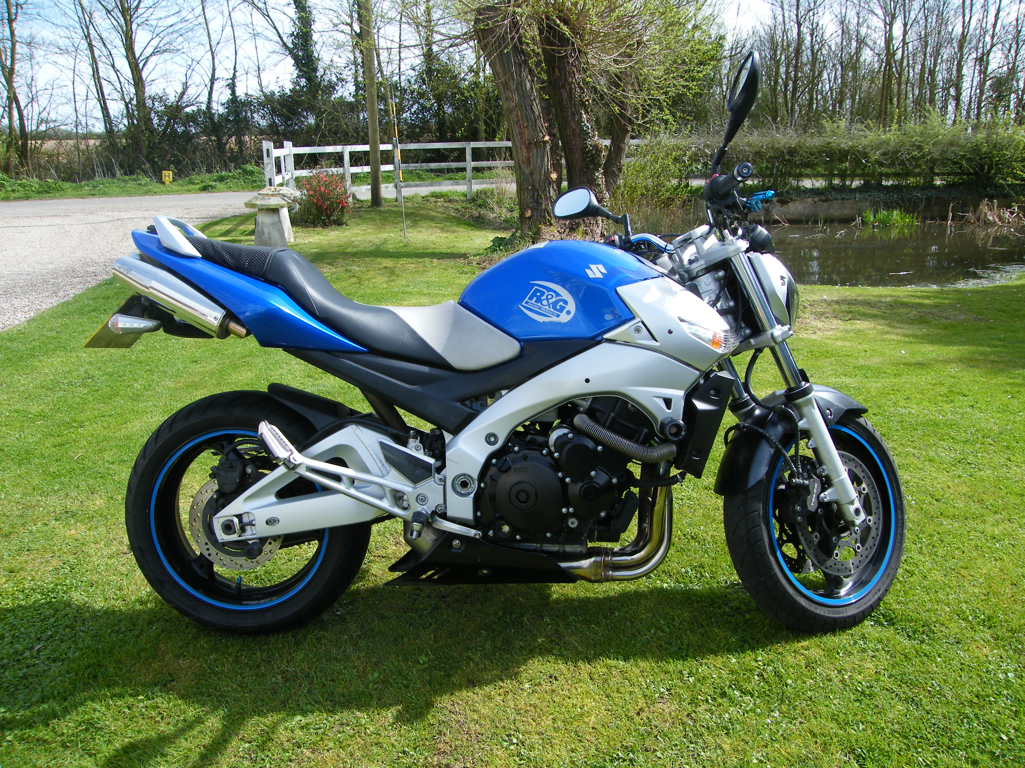 Suzuki Gsxr  Fairings Uk