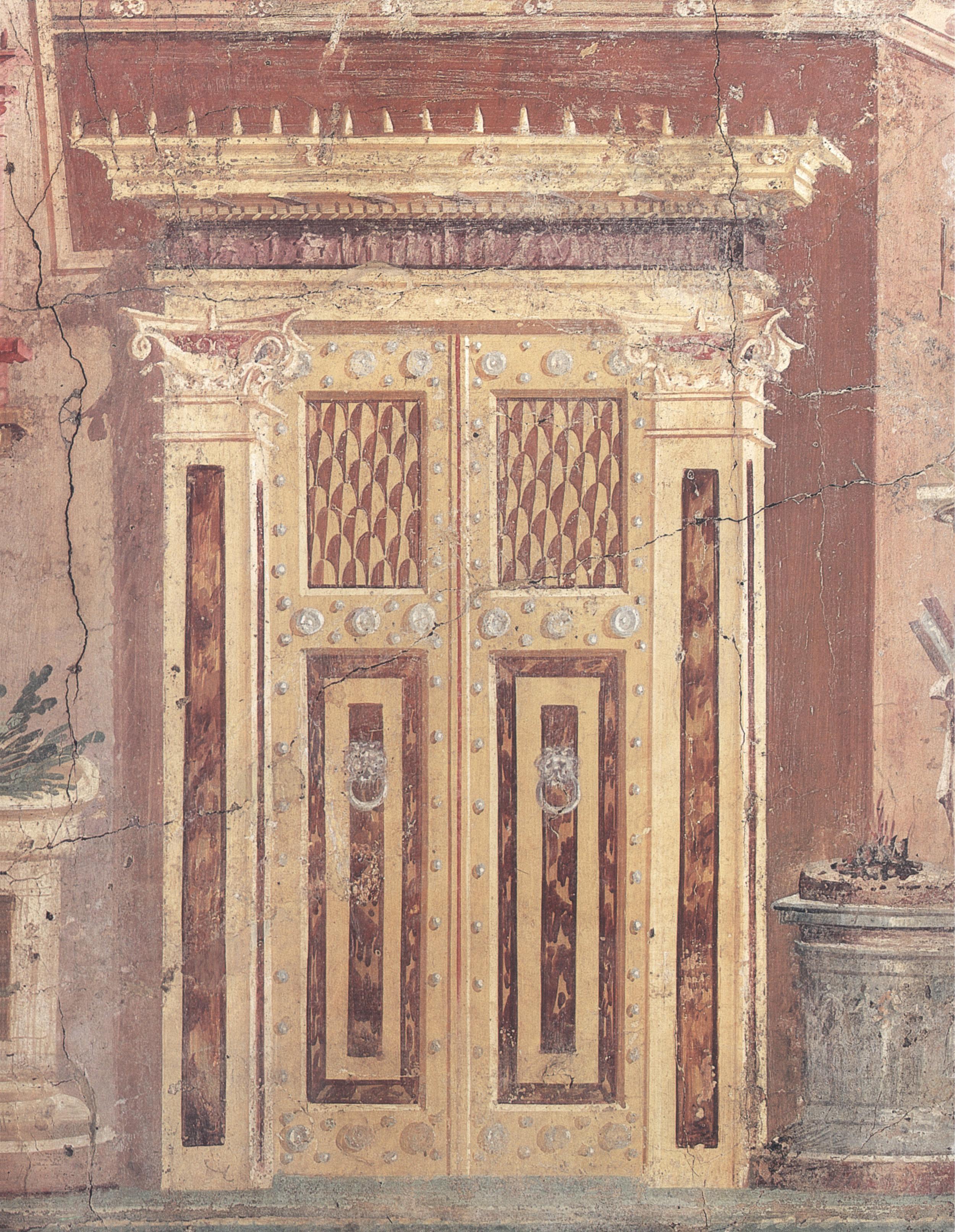 Ancient Roman Doors : Door wikidwelling fandom powered by wikia