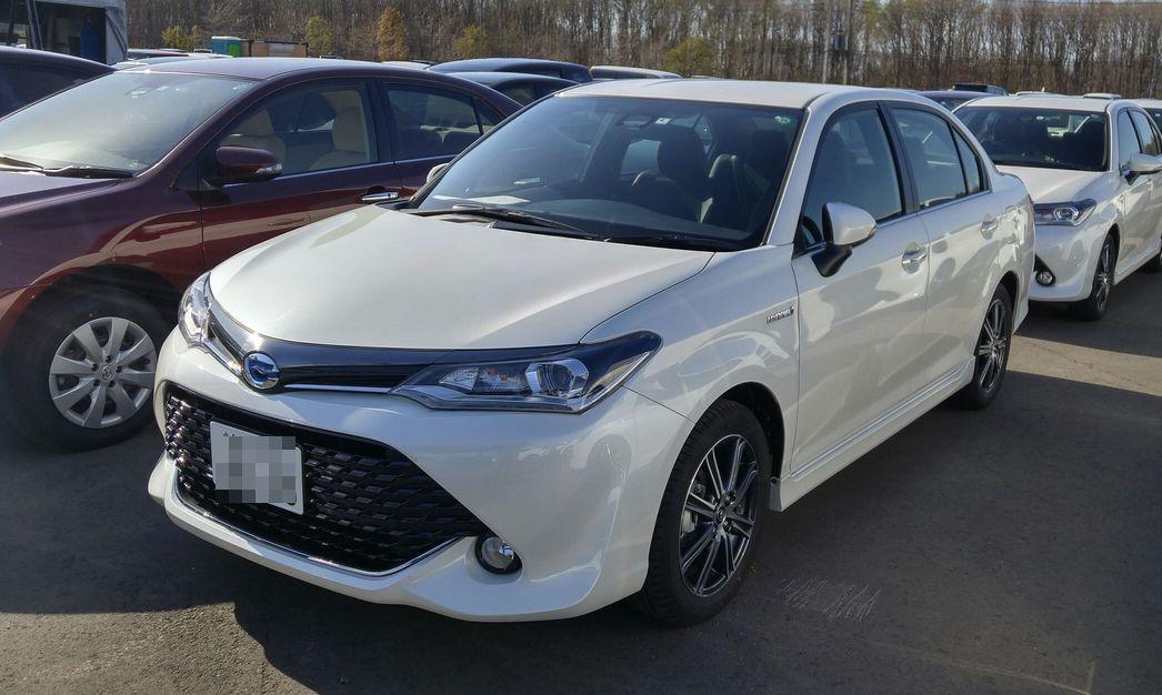 List Of Toyota Vehicles Wikipedia
