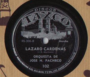 Taxco Records