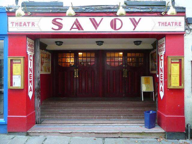 Savoy Theatre Monmouth Wikipedia
