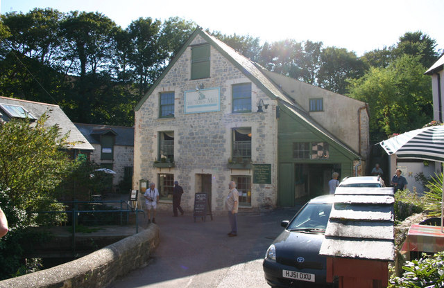 The Town Mill, Lyme Regis - geograph.org.uk - 370565