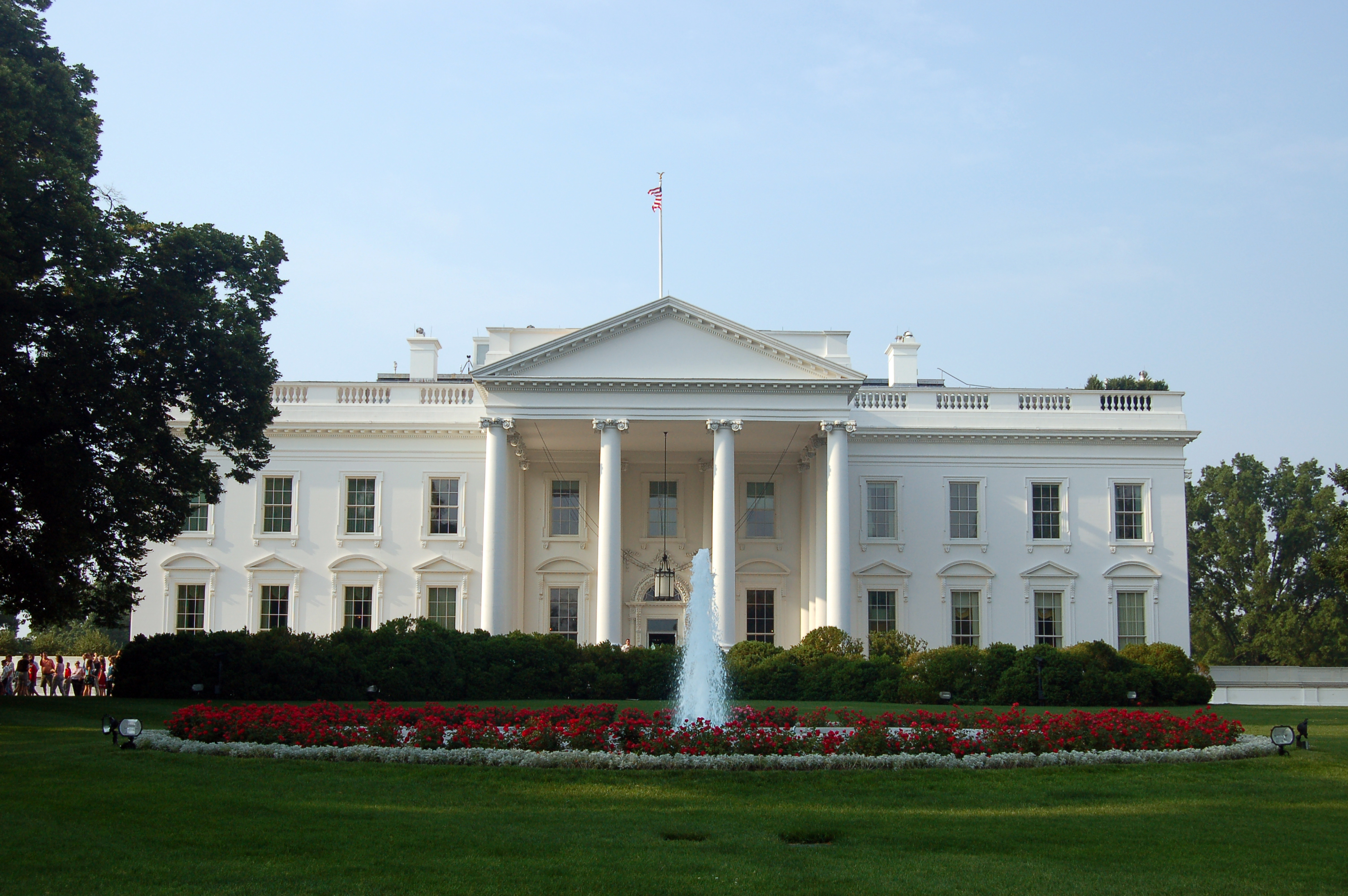 Image result for white house north lawn