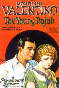 <i>The Young Rajah</i> 1922 film by Phil Rosen
