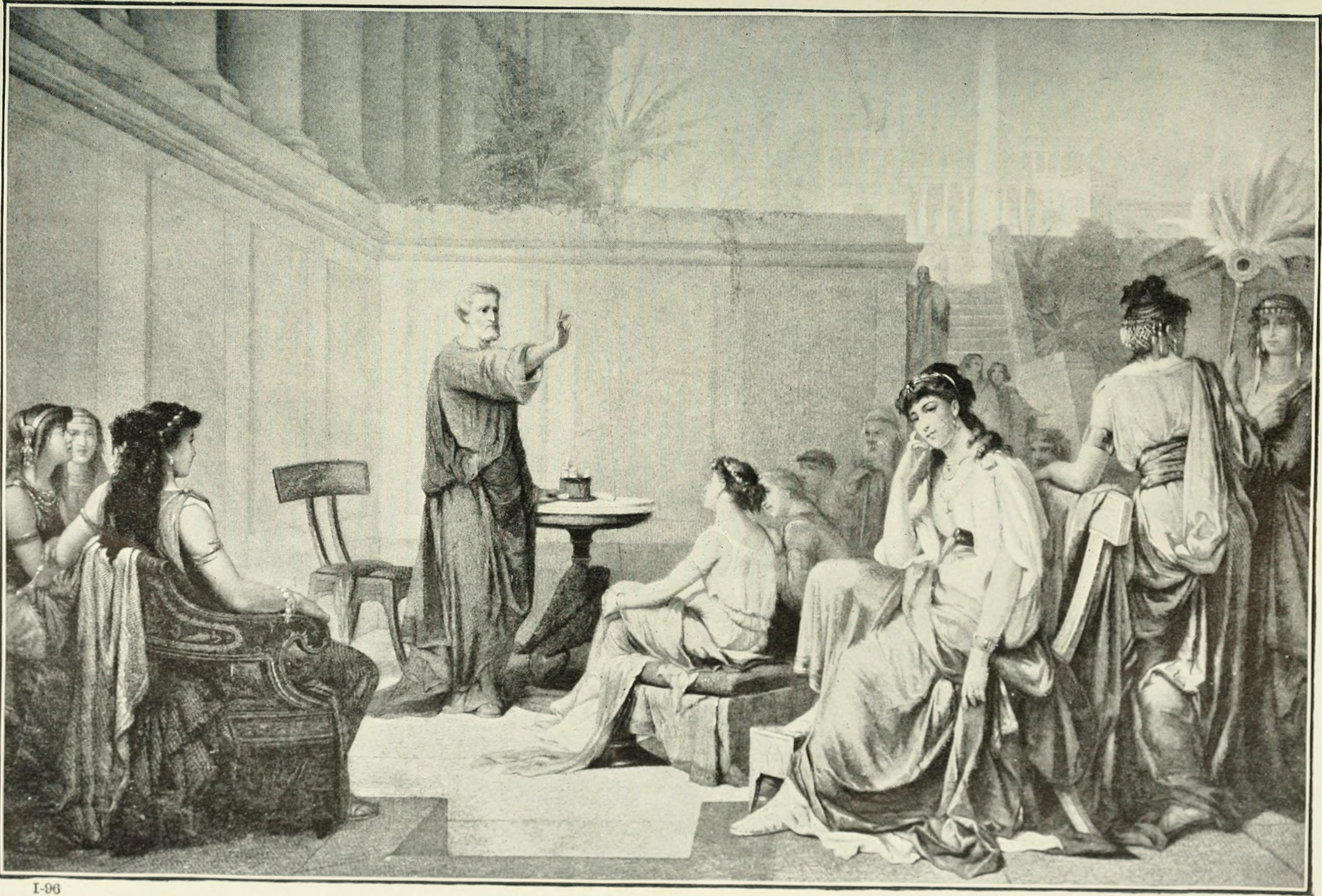 the life of pythagoras Title: a chronological account of the life of pythagoras, and of other famous men  his contemporaries with an epistle to the rd dr bently, about porphyry's and.