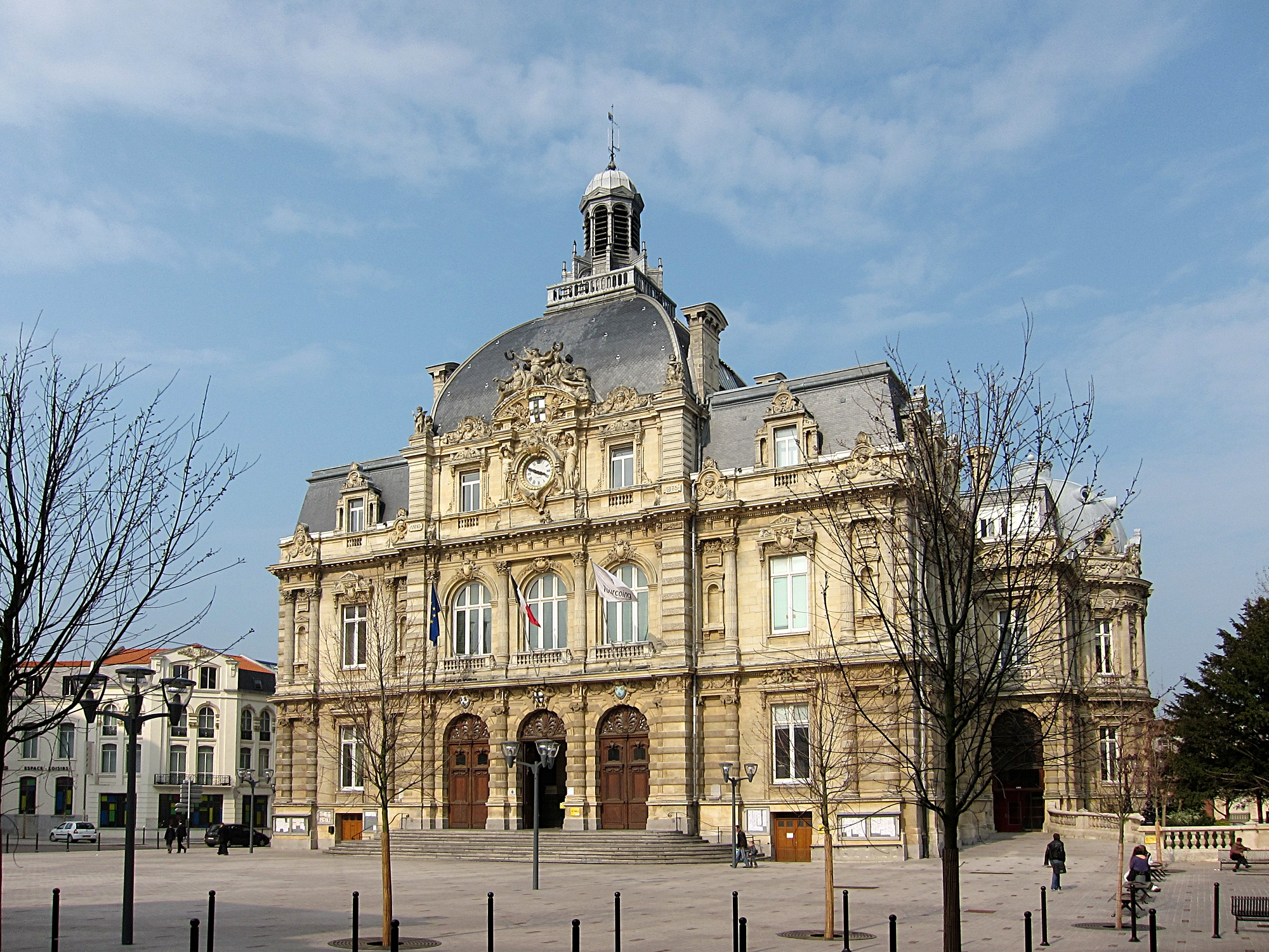 Hotel Villeneuve D Ascq Hotel De Ville