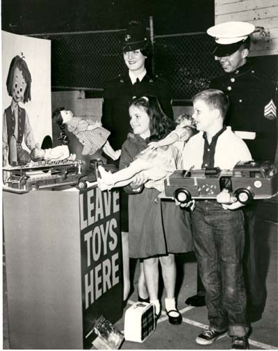Toys For Tots Founder : Toys for tots wikipedia