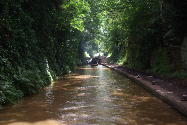 Tyrley Locks - geograph.org.uk - 515029