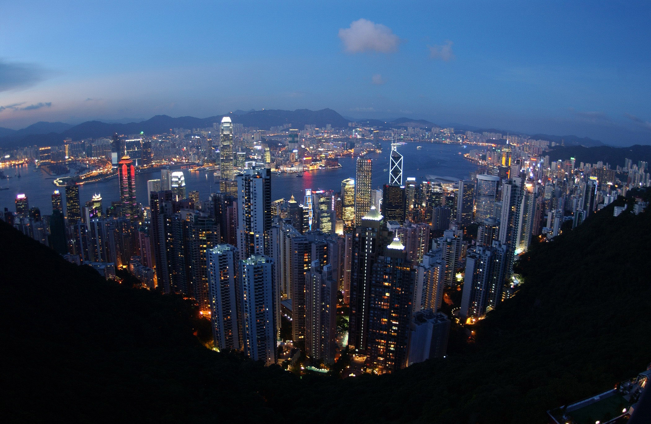 how to call from us to hong kong