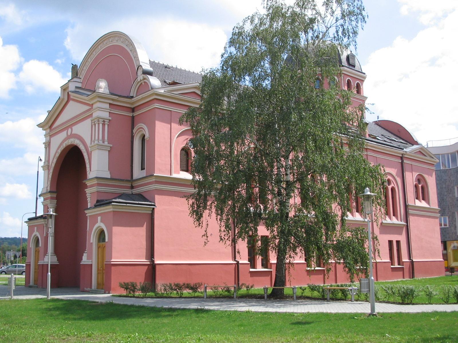 Synagoga v Uherském Hradišti