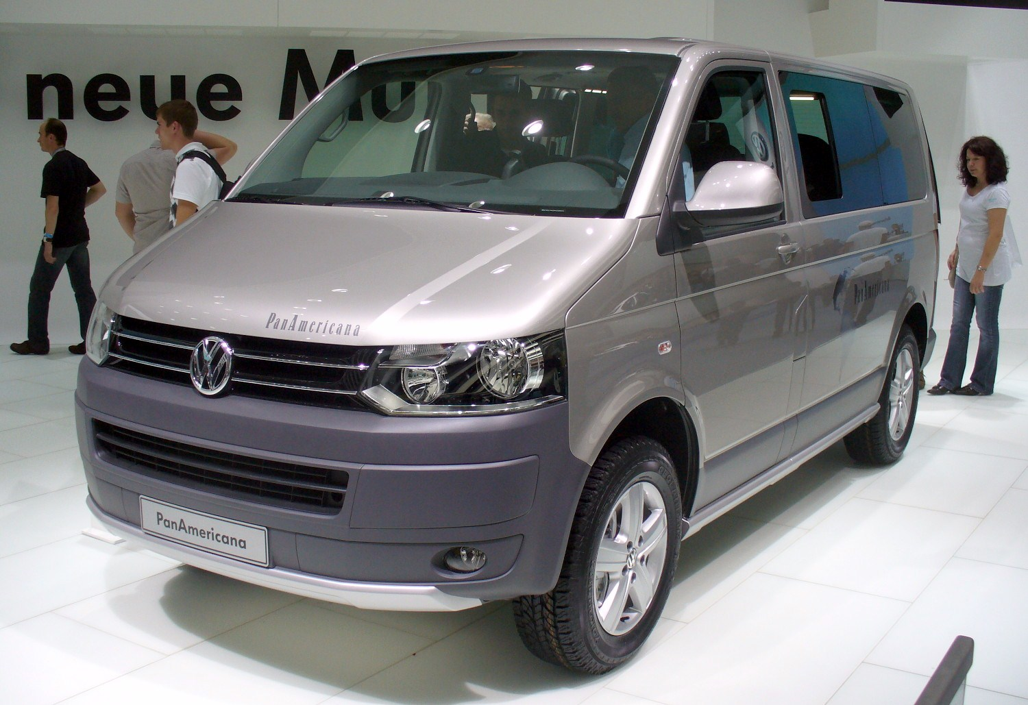 file vw t5 panamericana facelift jpg wikipedia. Black Bedroom Furniture Sets. Home Design Ideas