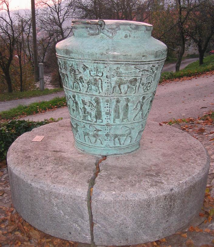 Applique Decorative Bronze Meuble Moyen Age