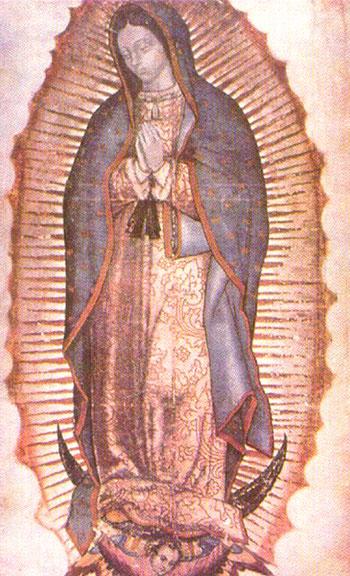 Образ Девы Марии Гваделупской