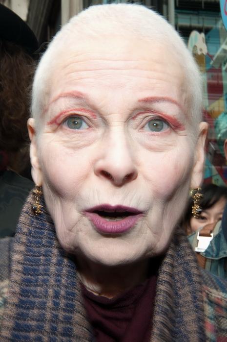 Depiction of Vivienne Westwood