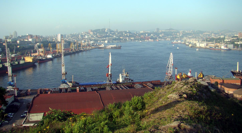 Реферат владивостокский морской порт 1686