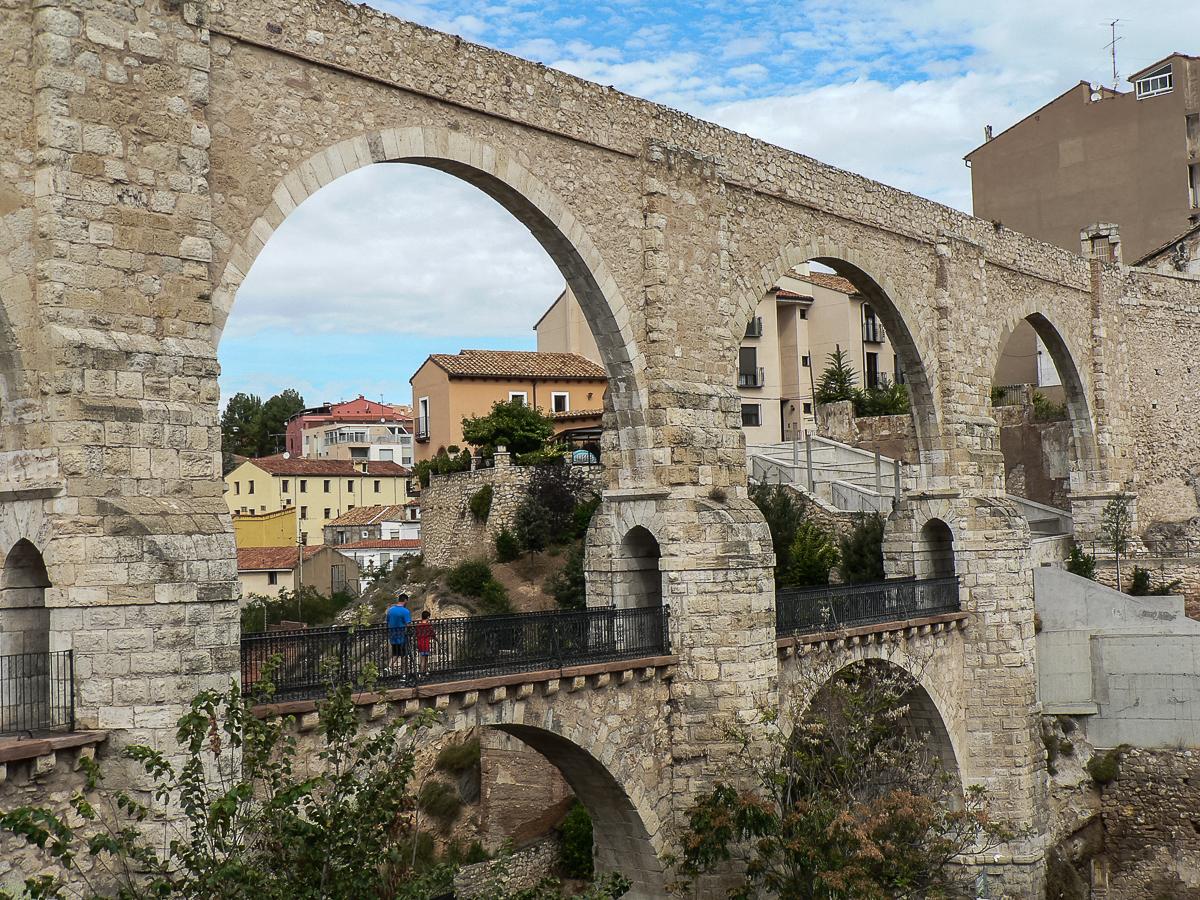 Resultado de imagen de acueducto de los arcos de teruel