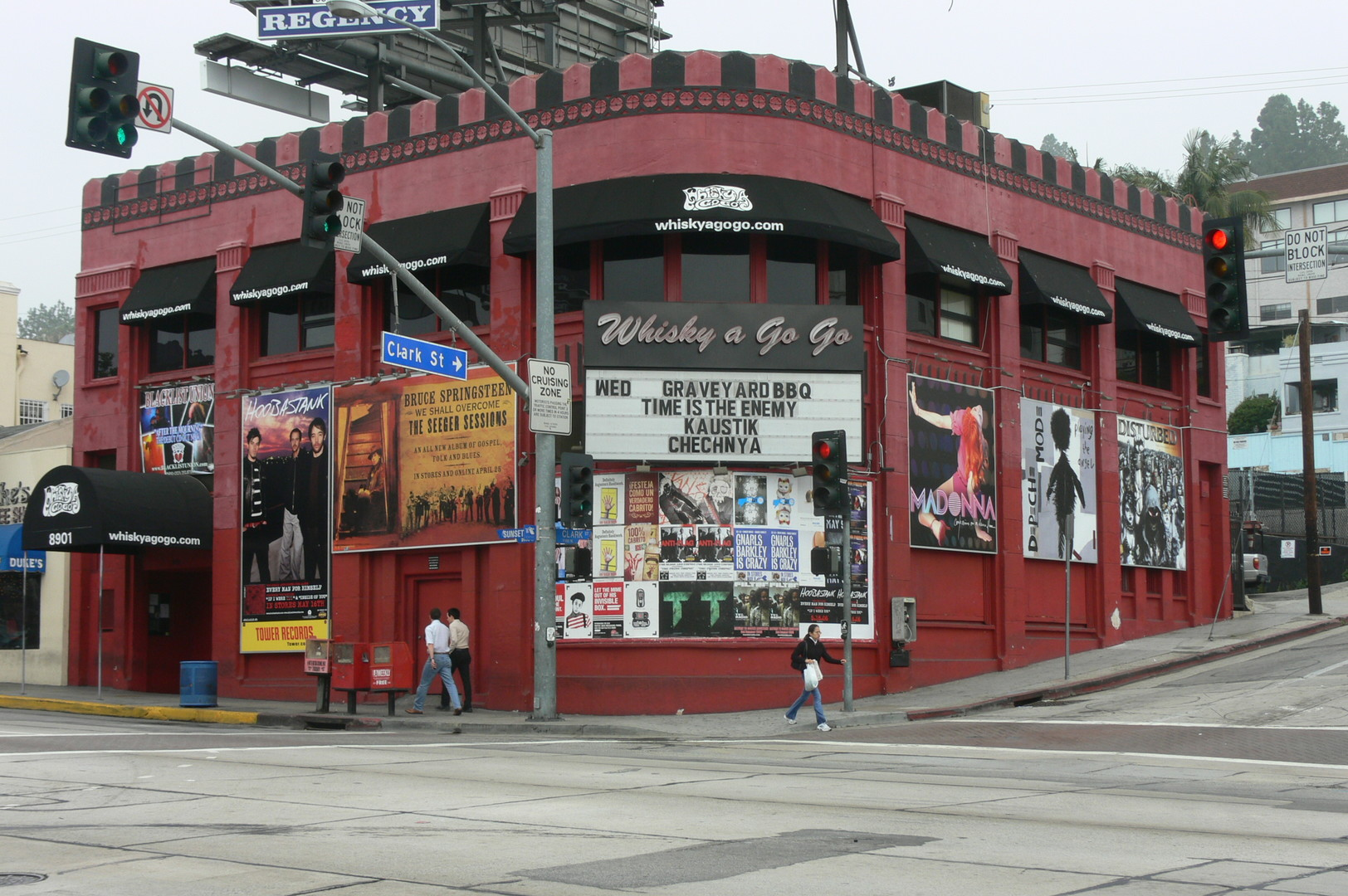 The Whisky-A-Go-Go has seen better days, but it still has the potential to be one of the most fun and intimate venues in L.A. (Wikimedia Commons)