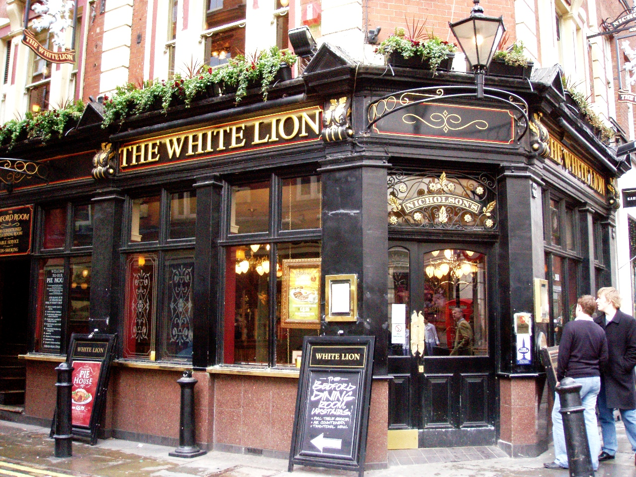 London Covent Garden Restaurants Live Music