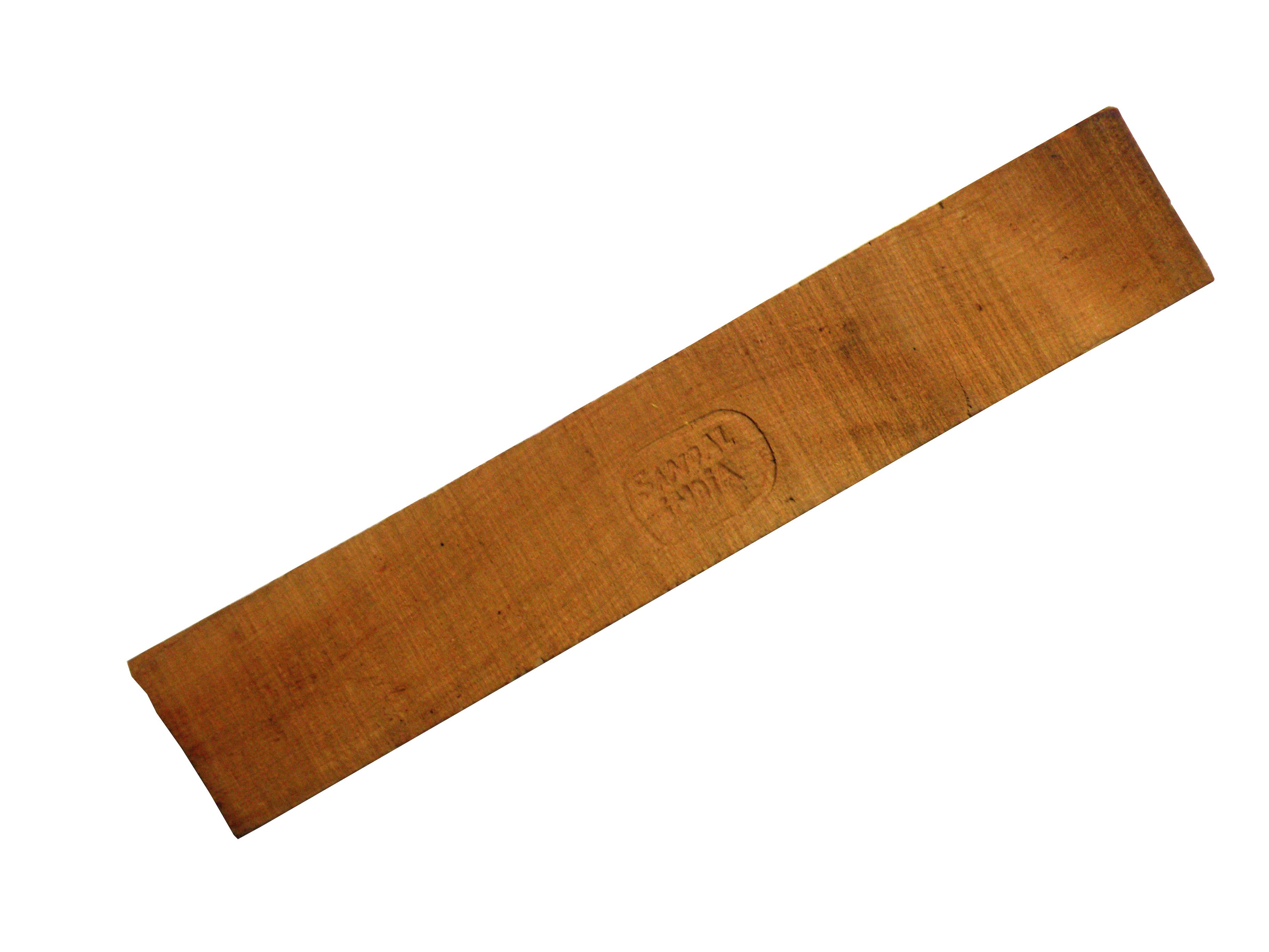 Struktura santalového dřeva
