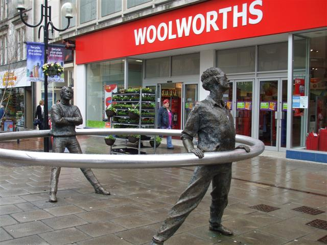 woolworths history