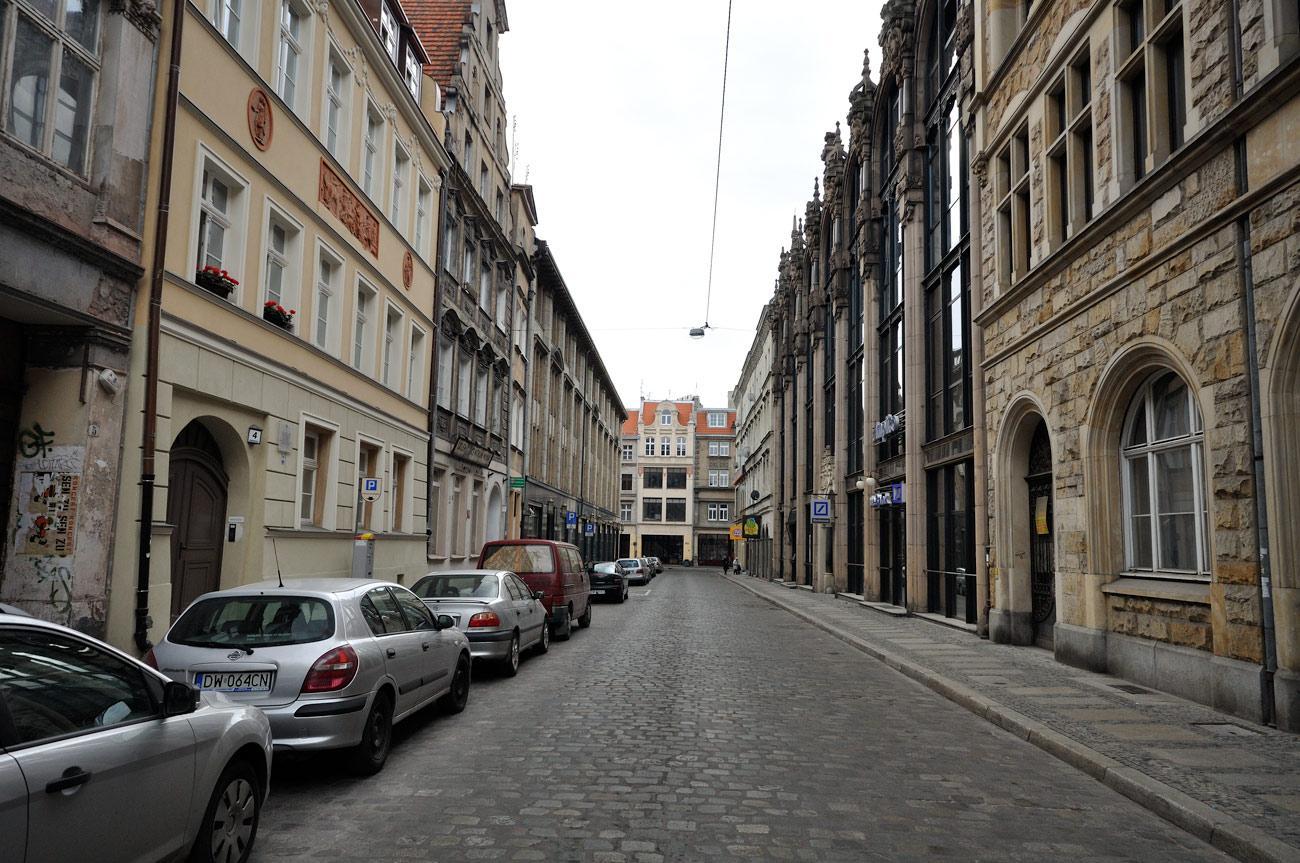 Ulica Rzeźnicza we Wrocławiu