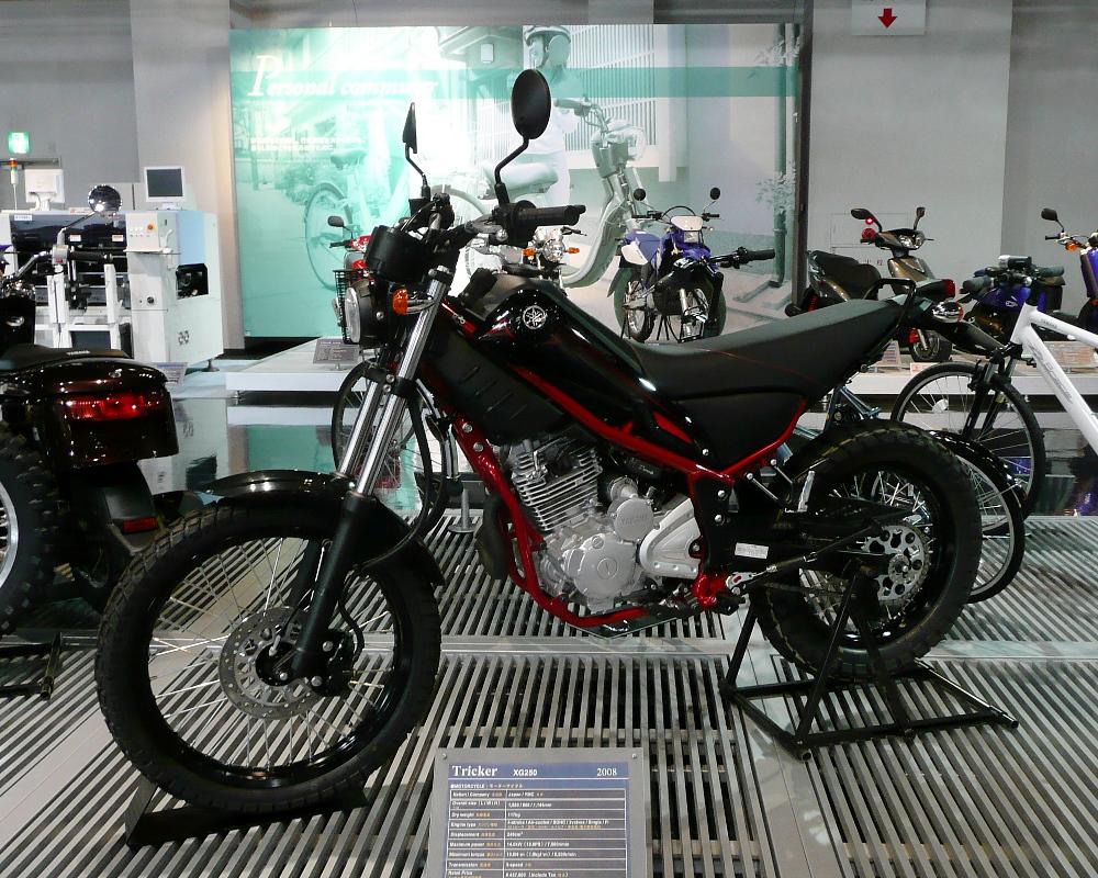 Yamaha Txw