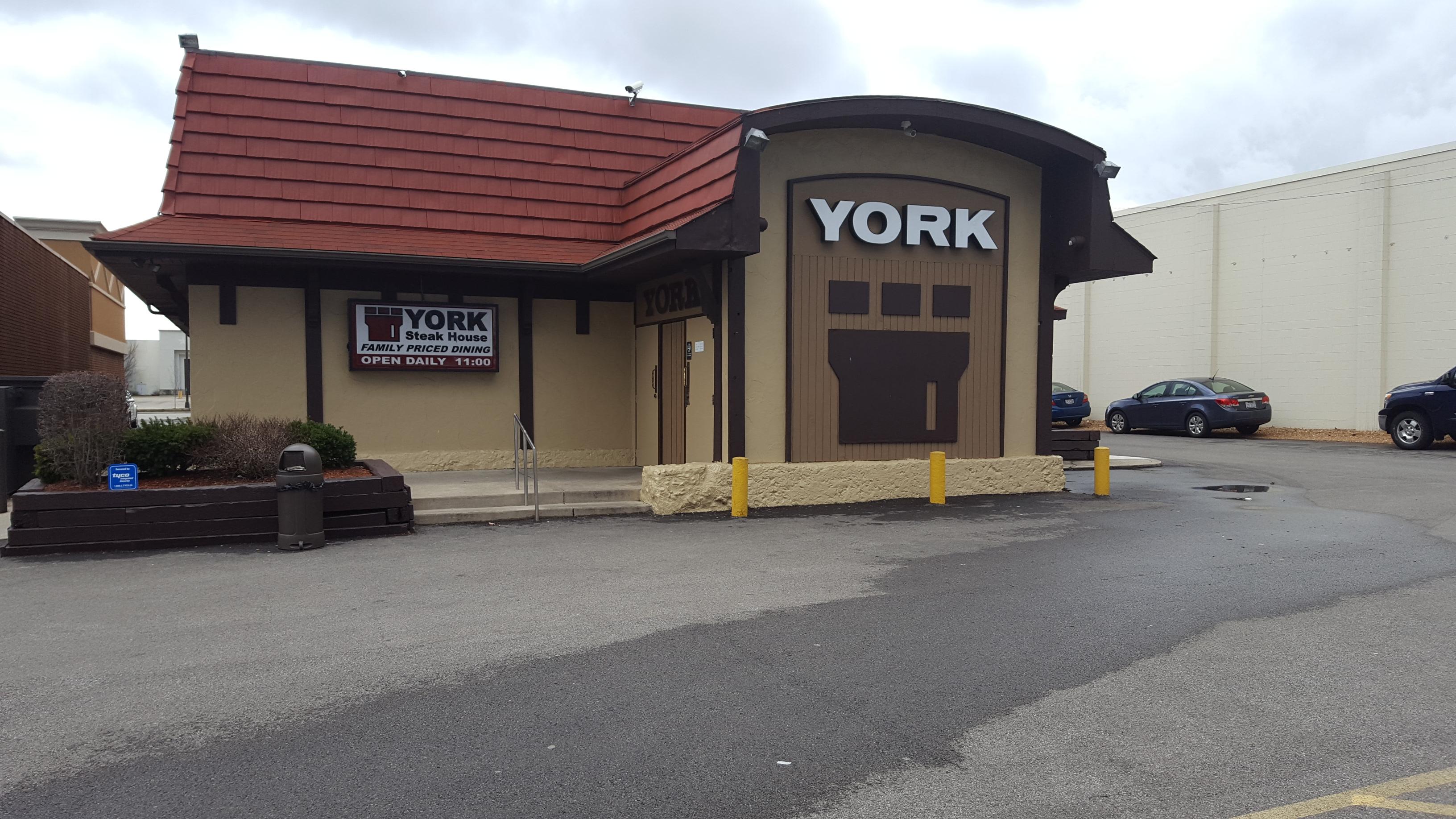 York Steak House Wikipedia