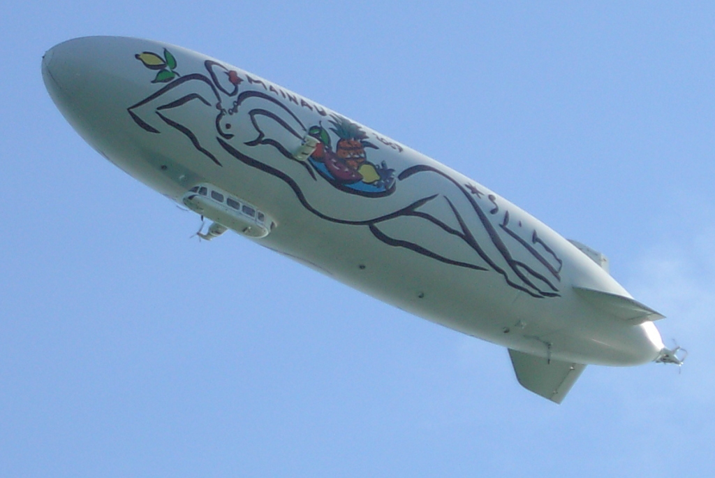 Zeppelinflug München