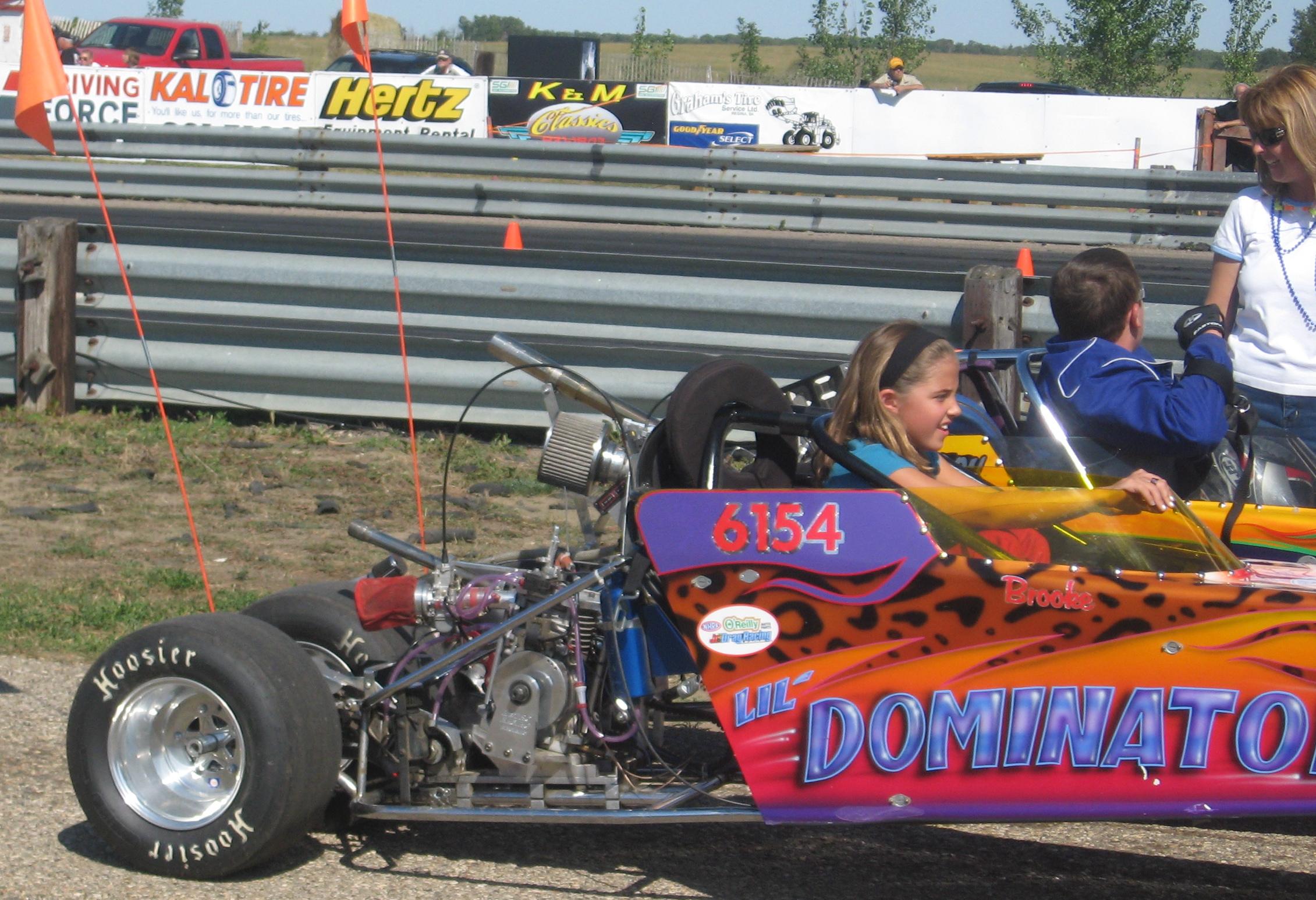 Jr Race Car Engines