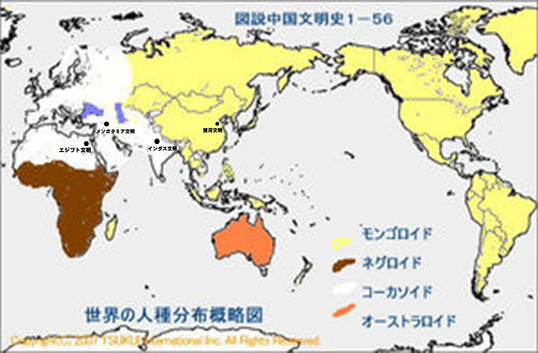 文明 四 大 世界四大文明(四大河文明)の要点まとめ比較表と共通点
