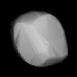1604 Tombaugh asteroid