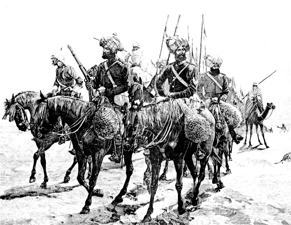 file13th bengal lancers 1882jpg wikimedia commons
