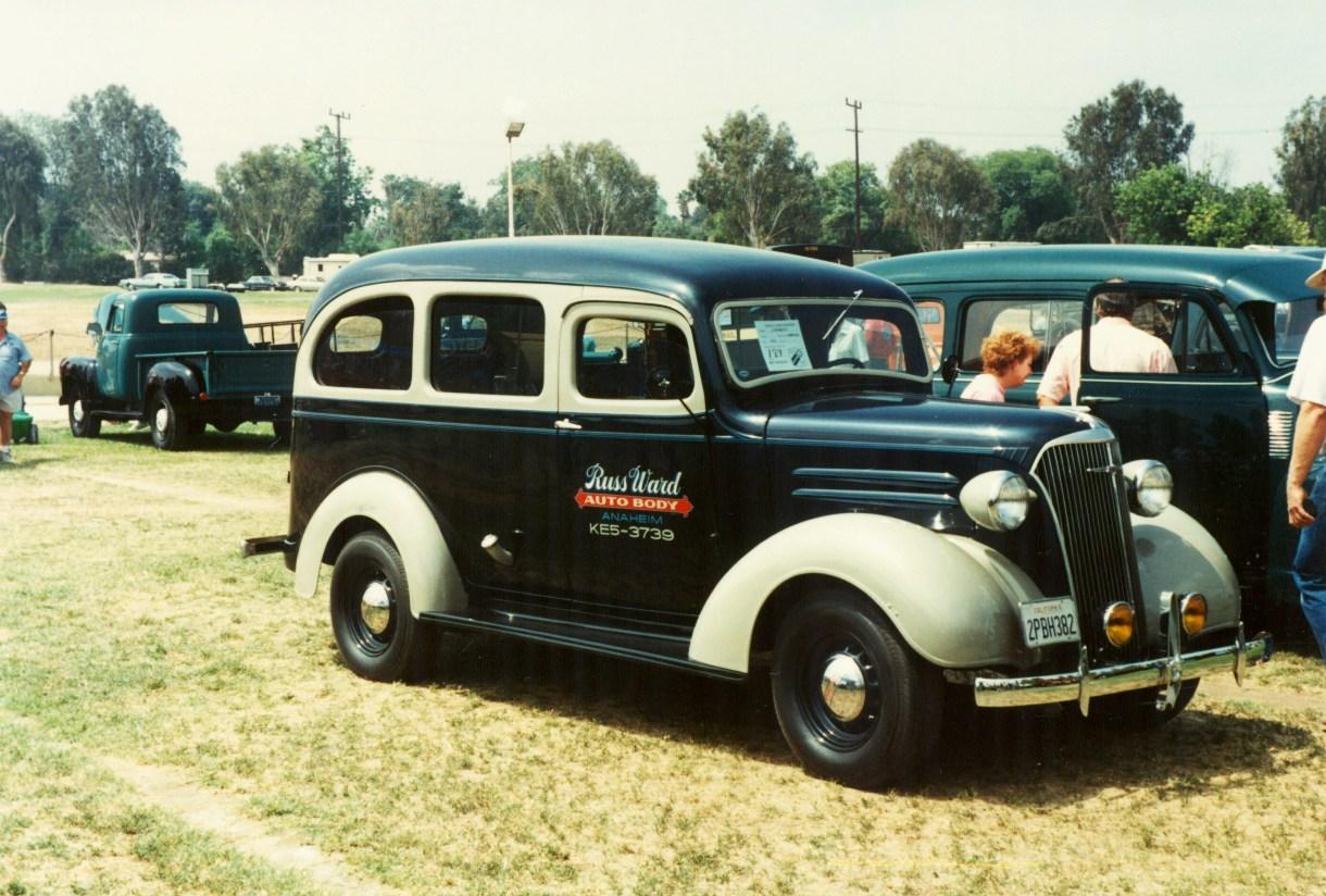 Chevrolet Suburban I