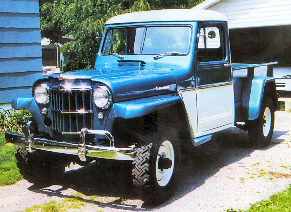 File 1951 Willys Jeep 1 Ton 4x4 Long Wheelbase Jpg
