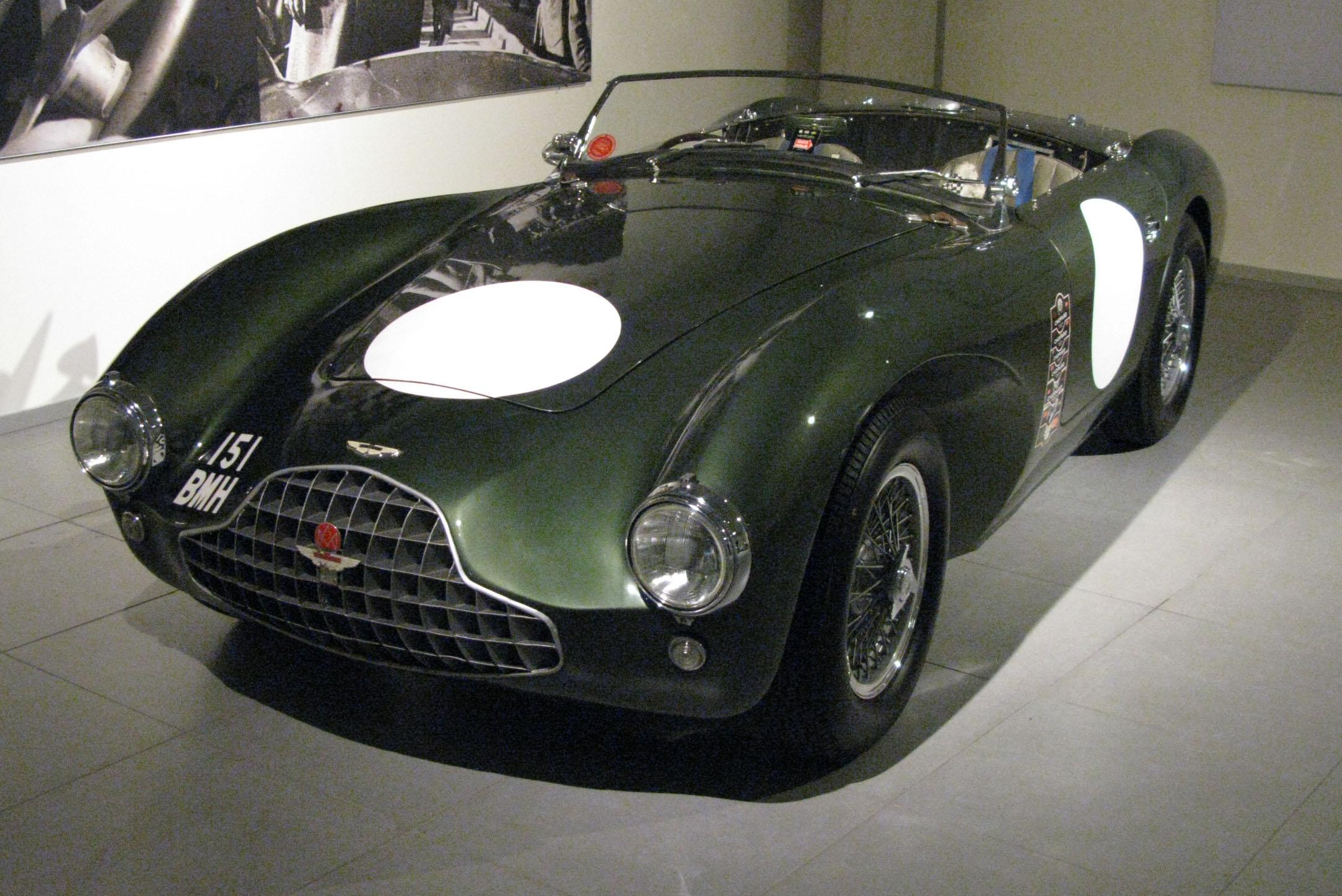 File 1952 Aston Martin Db3 Louwman Jpg Wikimedia Commons